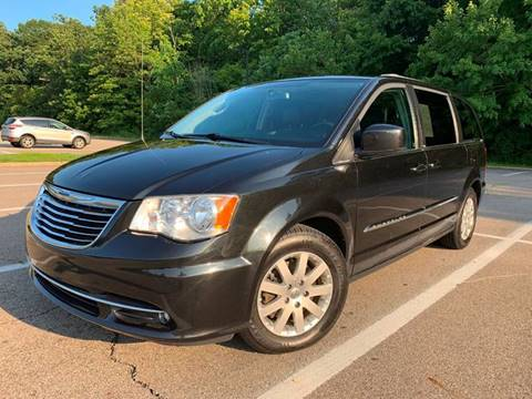 2013 Chrysler Town and Country for sale at Lifetime Automotive LLC in Middletown OH