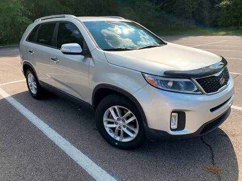 2015 Kia Sorento for sale at Lifetime Automotive LLC in Middletown OH