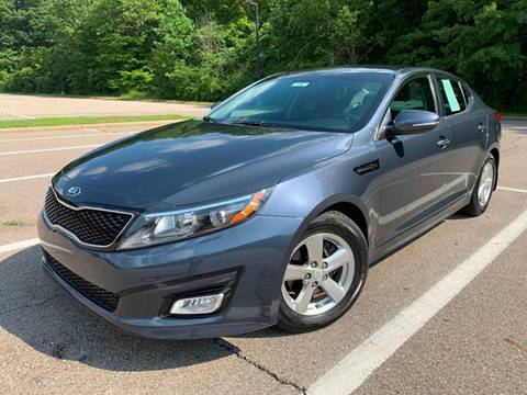 2015 Kia Optima for sale at Lifetime Automotive LLC in Middletown OH