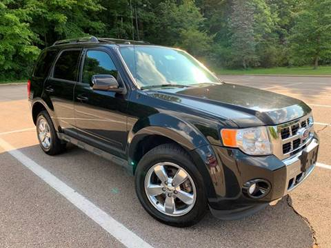 2011 Ford Escape for sale at Lifetime Automotive LLC in Middletown OH