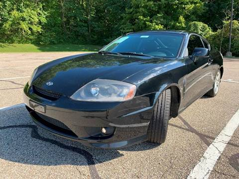 2006 Hyundai Tiburon for sale at Lifetime Automotive LLC in Middletown OH