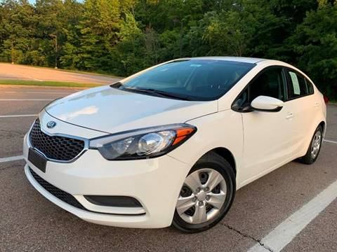 2016 Kia Forte for sale at Lifetime Automotive LLC in Middletown OH