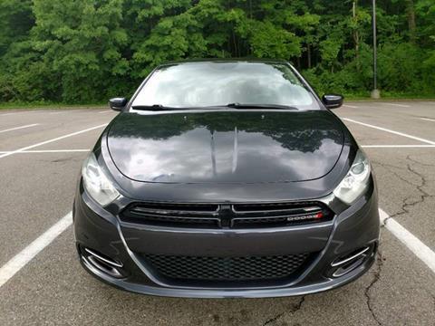 2013 Dodge Dart for sale at Lifetime Automotive LLC in Middletown OH
