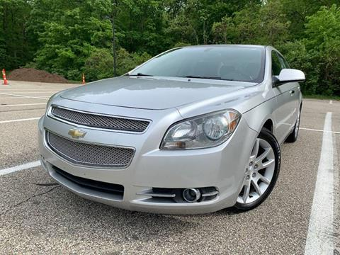 2009 Chevrolet Malibu for sale at Lifetime Automotive LLC in Middletown OH