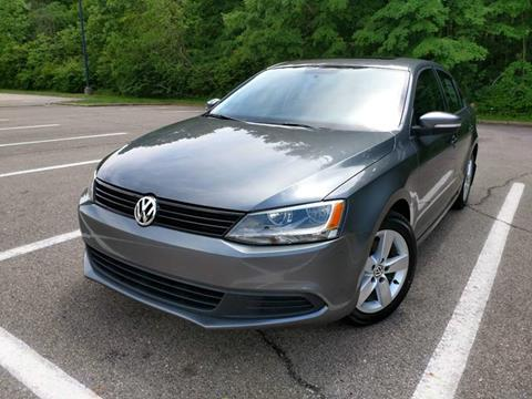 2012 Volkswagen Jetta for sale at Lifetime Automotive LLC in Middletown OH
