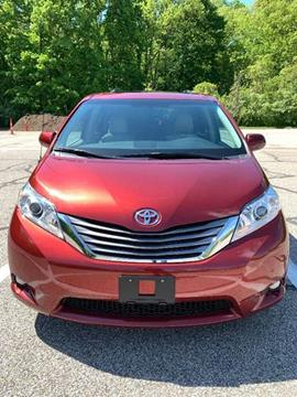 2012 Toyota Sienna for sale at Lifetime Automotive LLC in Middletown OH