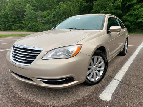 2014 Chrysler 200 for sale at Lifetime Automotive LLC in Middletown OH
