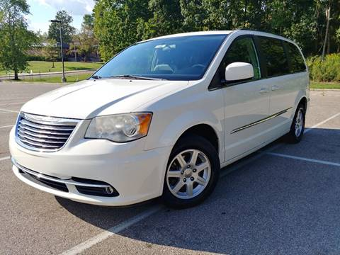2011 Chrysler Town and Country for sale at Lifetime Automotive LLC in Middletown OH