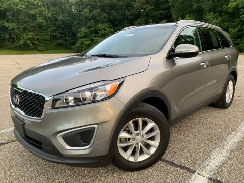 2017 Kia Sorento for sale at Lifetime Automotive LLC in Middletown OH