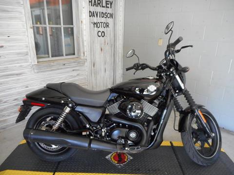 2016 Harley-Davidson XG750 - Street 750 for sale in Lakeland, FL