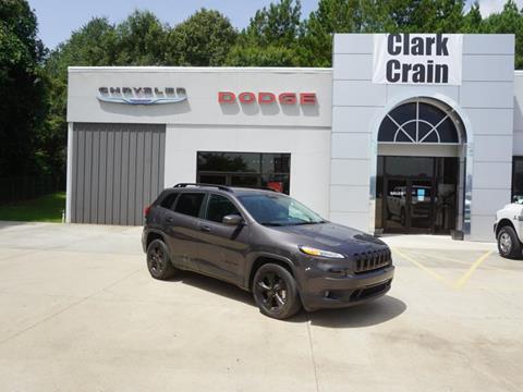 2018 Jeep Cherokee for sale in Saint Francisville, LA
