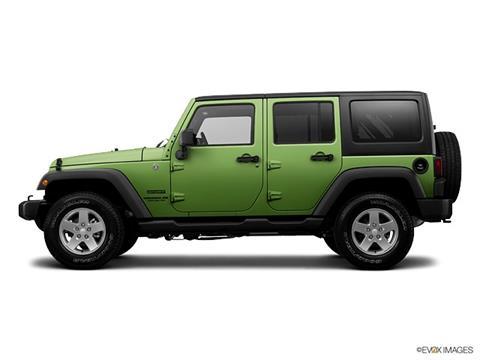 2013 Jeep Wrangler Unlimited for sale in Saint Francisville, LA