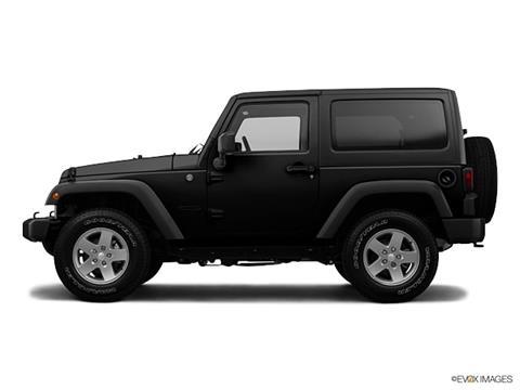 2012 Jeep Wrangler for sale in Saint Francisville, LA