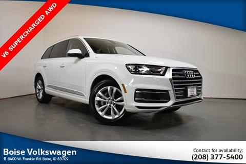 2018 Audi Q7 for sale in Boise, ID