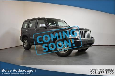 2012 Jeep Liberty for sale in Boise, ID