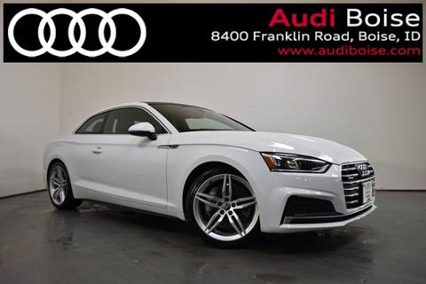 2019 Audi A5 for sale in Boise, ID