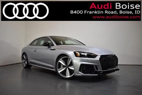 2019 Audi RS 5 for sale in Boise, ID