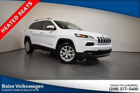2017 Jeep Cherokee for sale in Boise, ID