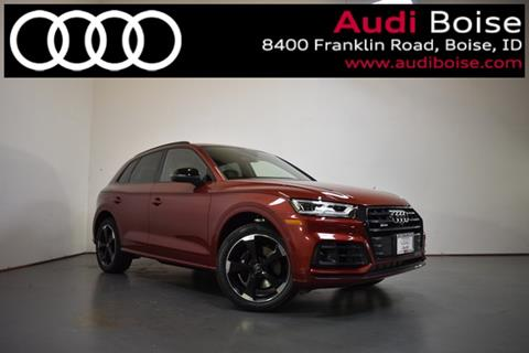 2019 Audi SQ5 for sale in Boise, ID