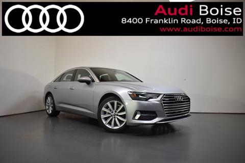 2019 Audi A6 for sale in Boise, ID
