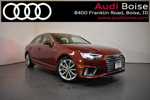 2019 Audi A4 for sale in Boise, ID