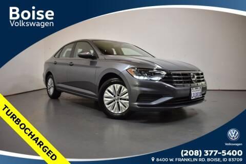 2019 Volkswagen Jetta for sale at Volkswagen Audi Boise in Boise ID