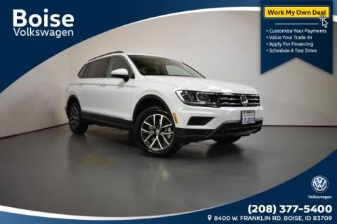 2020 Volkswagen Tiguan for sale at Volkswagen Audi Boise in Boise ID