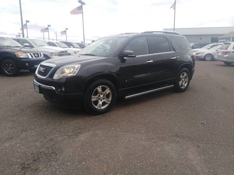 2009 GMC Acadia for sale in Forest Lake, MN