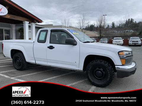 2008 GMC Canyon for sale in Woodinville, WA