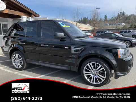 2010 Land Rover Range Rover Sport for sale in Woodinville, WA