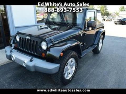 2008 Jeep Wrangler for sale in Rensselaer, IN