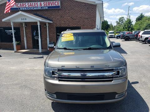 2014 Ford Flex for sale in Rolesville, NC