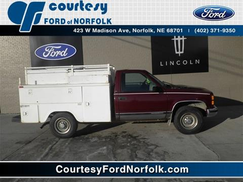 1997 GMC Sierra 2500 for sale in Norfolk, NE
