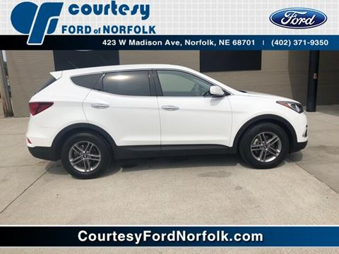 Courtesy Ford Norfolk Ne >> Used Hyundai Santa Fe Sport For Sale in Nebraska ...