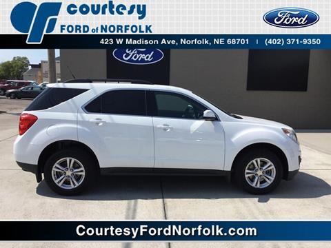 Courtesy Ford Norfolk Ne >> 2011 Chevrolet Equinox For Sale In Norfolk Ne