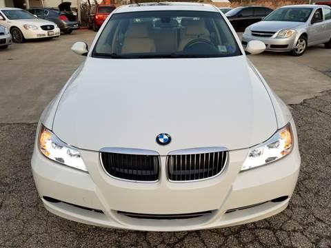 2006 BMW 3 Series for sale at Crispin Auto Sales in Urbana IL