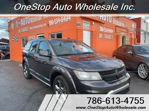 2018 Dodge Journey for sale in Hialeah, FL