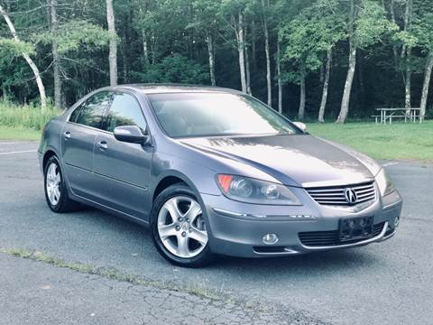 Acura Rl For Sale >> 2007 Acura Rl For Sale In Cropseyville Ny