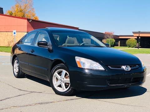 2004 Honda Accord for sale in Cropseyville, NY