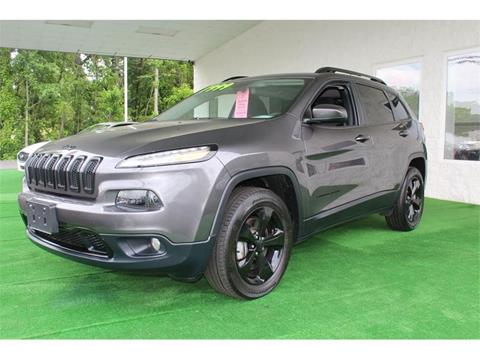 2018 Jeep Cherokee for sale in Gastonia, NC