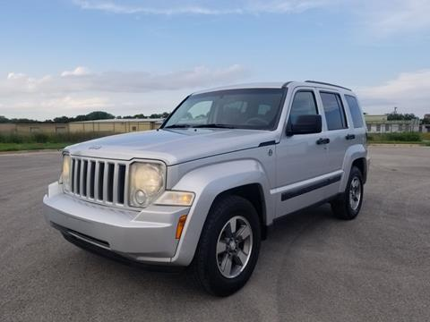 2008 Jeep Liberty for sale in Selma, TX