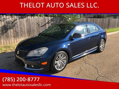 2011 Suzuki Kizashi for sale in Lawrence, KS