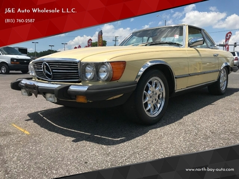1983 Mercedes-Benz 380-Class for sale in Tampa, FL