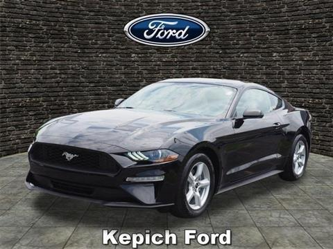 2018 Ford Mustang for sale in Garrettsville, OH