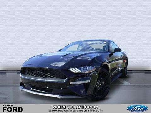 2019 Ford Mustang for sale in Garrettsville, OH