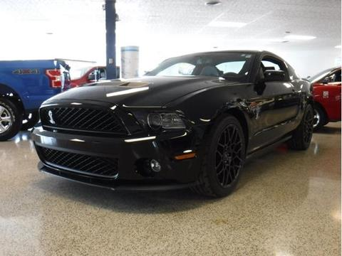 2013 Ford Shelby GT500 for sale in Garrettsville, OH