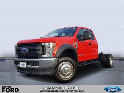 2019 Ford F-550 Super Duty for sale in Garrettsville, OH