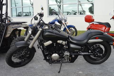2012 Honda Shadow Phantom for sale in Melbourne, FL