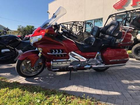 2008 Honda Goldwing for sale in Melbourne, FL