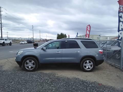 2008 GMC Acadia for sale in Reno, NV